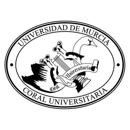 free vector Universidad de murcia