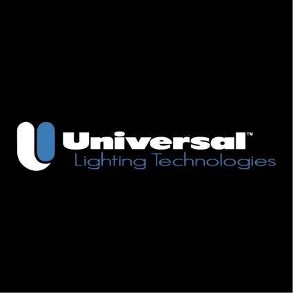 free vector Universal lighting technologies 0