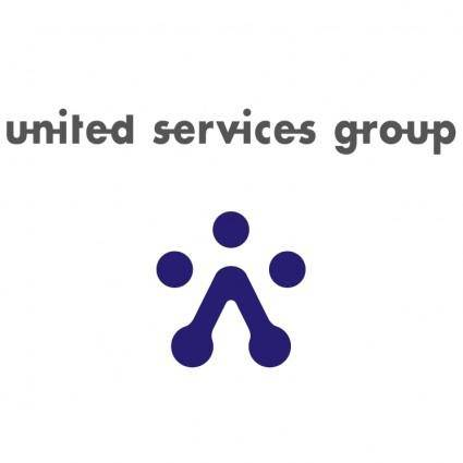 free vector United services group