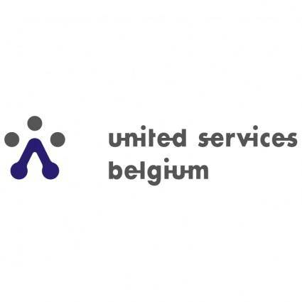 free vector United services belgium