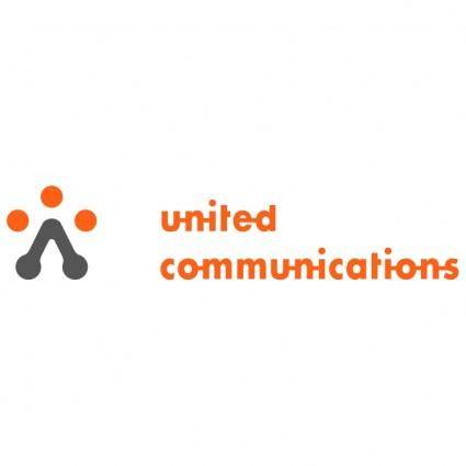 free vector United communications