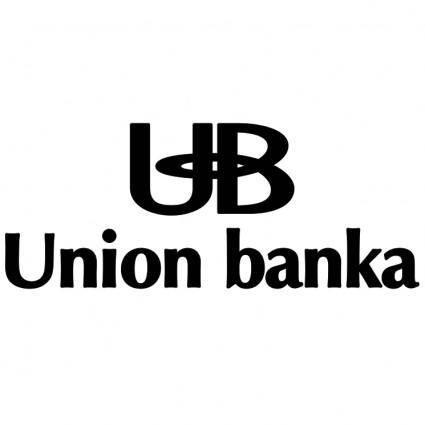 free vector Union banka