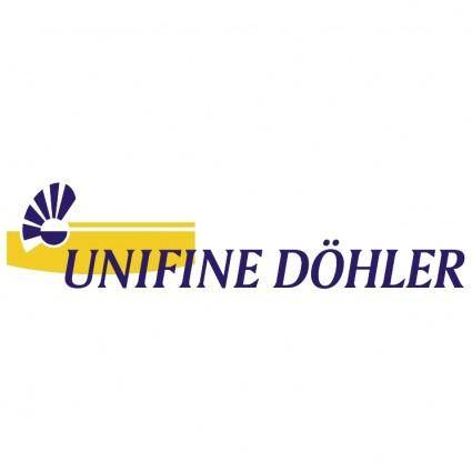 Unifine dohler