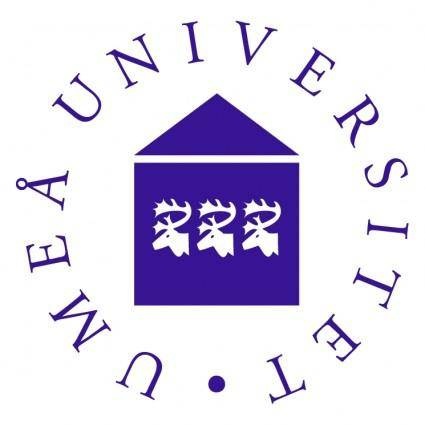 free vector Umea university