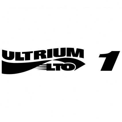 free vector Ultrium lto