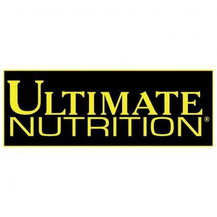Ultimate nutririon