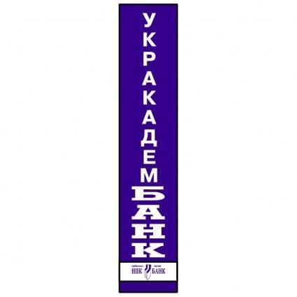 free vector Ukracadembank