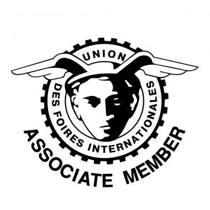 free vector Ufi associate member