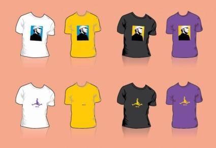 free vector Free Kobe Bryant T-shirt Design