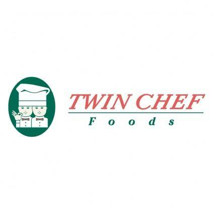 free vector Twin chef