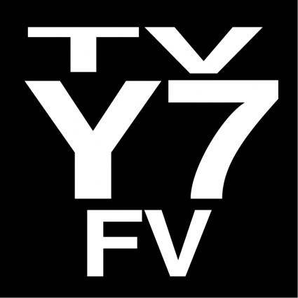 Tv ratings tv y7 fv