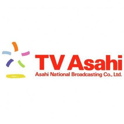 free vector Tv asahi