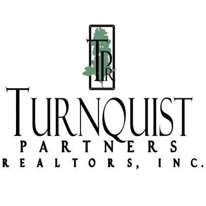 free vector Turnquist partners realtors