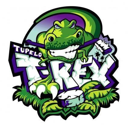 Tupelo t rex