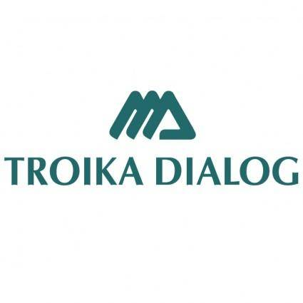 Troika dialog 0