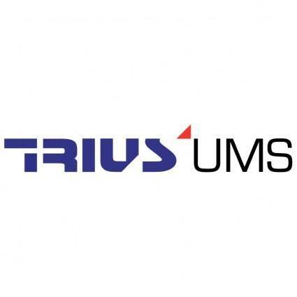 free vector Trius ums