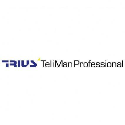 free vector Trius teliman professional