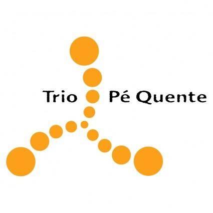 free vector Trio pe quente