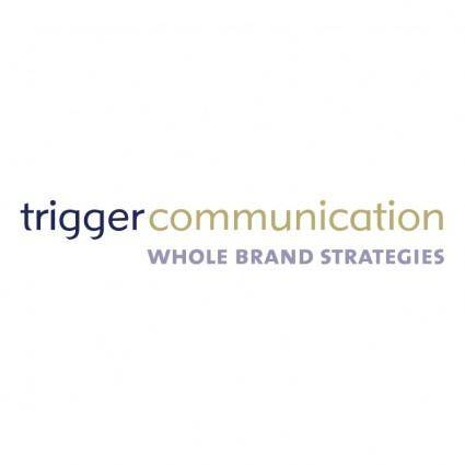 Trigger communication