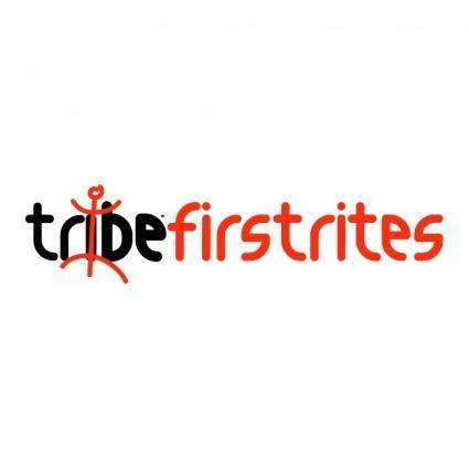 Tribe firstrites