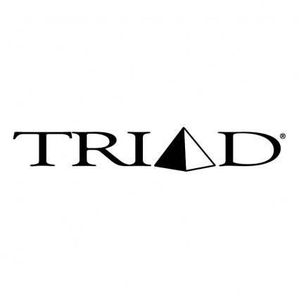 free vector Triad 1