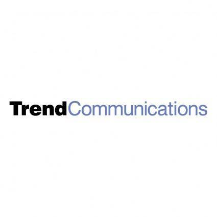 free vector Trend communications