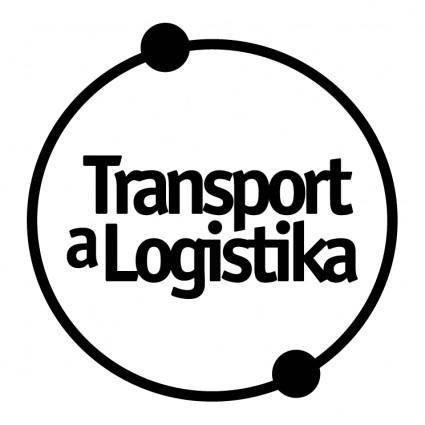 free vector Transport a logistika