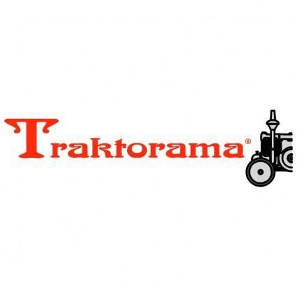 free vector Traktorama