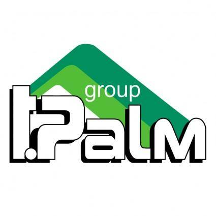 free vector Tpalm group
