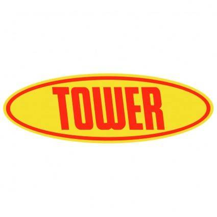 free vector Tower records 2