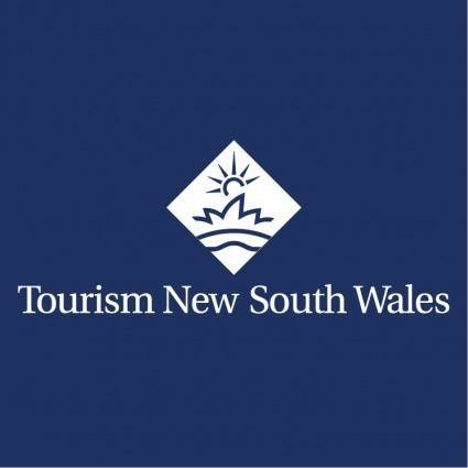 free vector Tourism new south wales