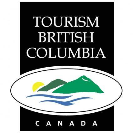 free vector Tourism british columbia