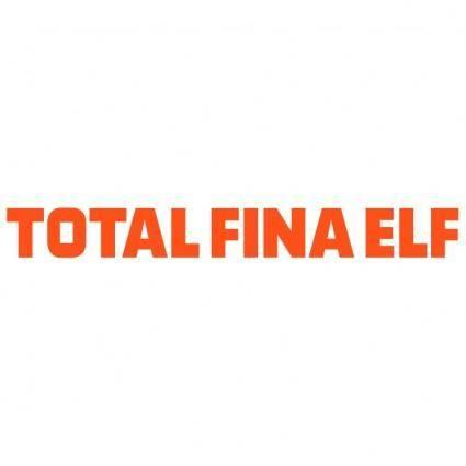 free vector Total fina elf