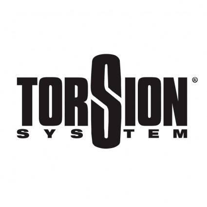 Torsion system