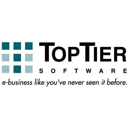 free vector Toptier