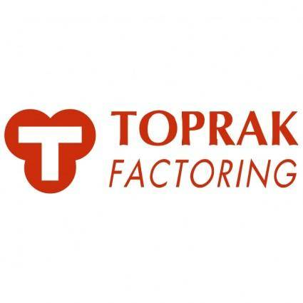 free vector Toprak factoring