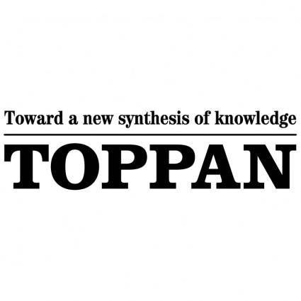free vector Toppan