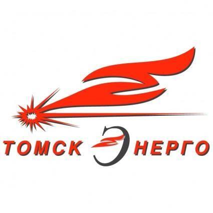 free vector Tomsk energo