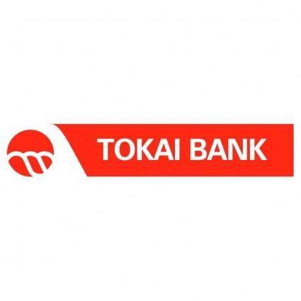free vector Tokai bank