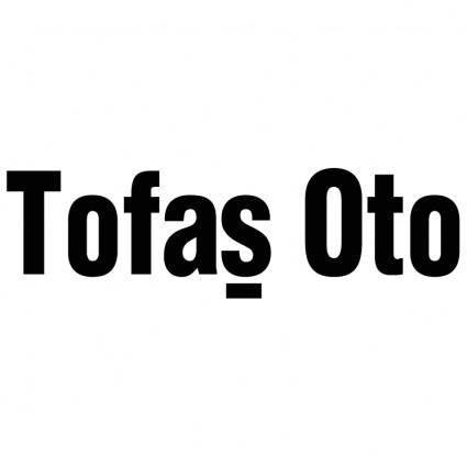 free vector Tofas oto