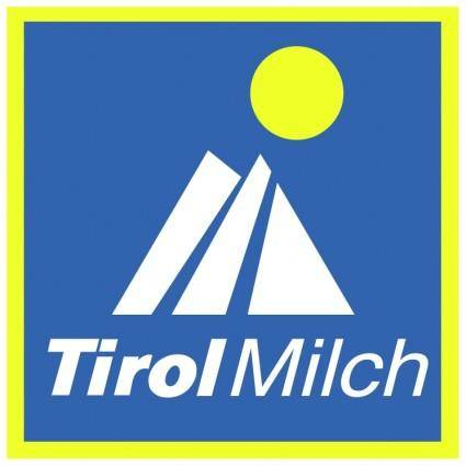 free vector Tirol milch