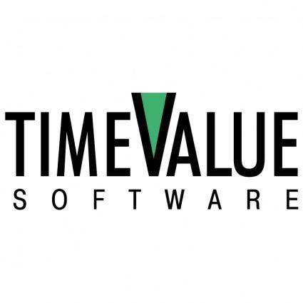 Timevalue software