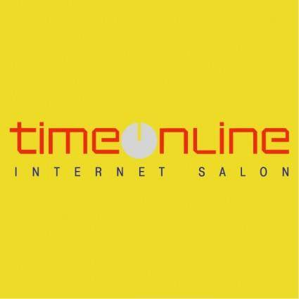 free vector Timeonline