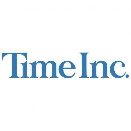 free vector Time inc