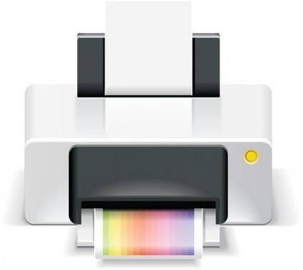 free vector Printer Vector