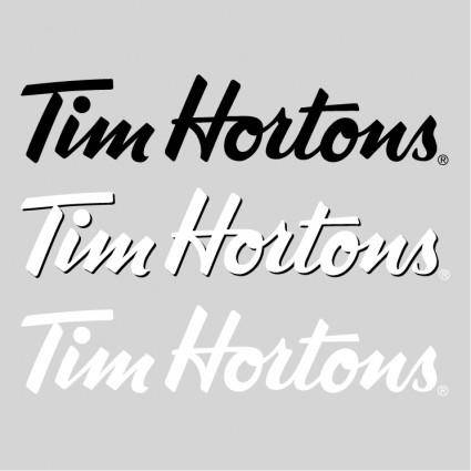 free vector Tim hortons 0