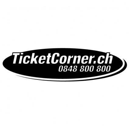 free vector Ticketcorner