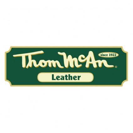 free vector Thom mcan leather