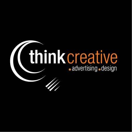 free vector Think creative design