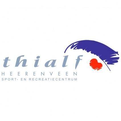 free vector Thialf heerenveen